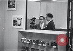 Image of Japanese Products on Display New York United States USA, 1964, second 2 stock footage video 65675025202