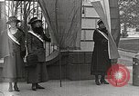 Image of Women suffragettes Washington DC USA, 1917, second 22 stock footage video 65675025352