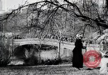 Image of Central Park New York United States USA, 1919, second 13 stock footage video 65675025405