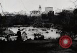 Image of Central Park New York United States USA, 1919, second 18 stock footage video 65675025405