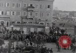 Image of Gabriele D'Annunzio leads force of volunteers Fiume Croatia, 1919, second 3 stock footage video 65675025861