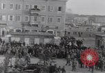 Image of Gabriele D'Annunzio leads force of volunteers Fiume Croatia, 1919, second 4 stock footage video 65675025861