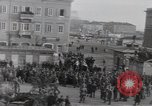 Image of Gabriele D'Annunzio leads force of volunteers Fiume Croatia, 1919, second 6 stock footage video 65675025861