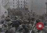 Image of Gabriele D'Annunzio leads force of volunteers Fiume Croatia, 1919, second 33 stock footage video 65675025861