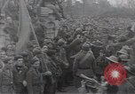 Image of Gabriele D'Annunzio leads force of volunteers Fiume Croatia, 1919, second 45 stock footage video 65675025861