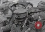 Image of Gabriele D'Annunzio leads force of volunteers Fiume Croatia, 1919, second 54 stock footage video 65675025861