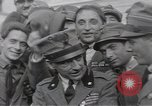 Image of Gabriele D'Annunzio leads force of volunteers Fiume Croatia, 1919, second 55 stock footage video 65675025861
