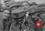 Image of Gabriele D'Annunzio leads force of volunteers Fiume Croatia, 1919, second 56 stock footage video 65675025861