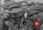 Image of Gabriele D'Annunzio leads force of volunteers Fiume Croatia, 1919, second 57 stock footage video 65675025861