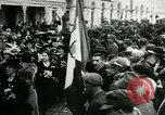 Image of Italy cavalry Fiume Italy, 1918, second 5 stock footage video 65675026091
