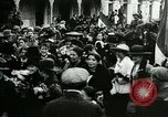 Image of Italy cavalry Fiume Italy, 1918, second 9 stock footage video 65675026091