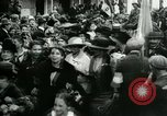 Image of Italy cavalry Fiume Italy, 1918, second 10 stock footage video 65675026091
