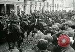 Image of Italy cavalry Fiume Italy, 1918, second 26 stock footage video 65675026091