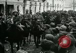 Image of Italy cavalry Fiume Italy, 1918, second 33 stock footage video 65675026091