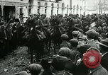 Image of Italy cavalry Fiume Italy, 1918, second 37 stock footage video 65675026091