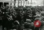 Image of Italy cavalry Fiume Italy, 1918, second 39 stock footage video 65675026091