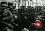Image of Italy cavalry Fiume Italy, 1918, second 42 stock footage video 65675026091