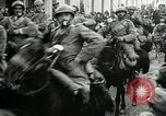 Image of Italy cavalry Fiume Italy, 1918, second 46 stock footage video 65675026091