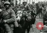 Image of Italy cavalry Fiume Italy, 1918, second 48 stock footage video 65675026091