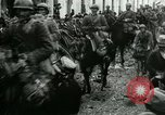 Image of Italy cavalry Fiume Italy, 1918, second 49 stock footage video 65675026091