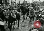 Image of Italy cavalry Fiume Italy, 1918, second 50 stock footage video 65675026091