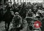 Image of Italy cavalry Fiume Italy, 1918, second 52 stock footage video 65675026091