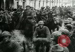 Image of Italy cavalry Fiume Italy, 1918, second 53 stock footage video 65675026091