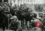 Image of Italy cavalry Fiume Italy, 1918, second 54 stock footage video 65675026091