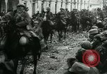Image of Italy cavalry Fiume Italy, 1918, second 57 stock footage video 65675026091