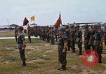Image of 9th Infantry Division redeployment Vietnam, 1969, second 4 stock footage video 65675026537
