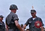Image of 9th Infantry Division redeployment Vietnam, 1969, second 50 stock footage video 65675026537