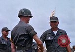 Image of 9th Infantry Division redeployment Vietnam, 1969, second 51 stock footage video 65675026537