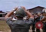 Image of 9th Infantry Division redeployment Vietnam, 1969, second 62 stock footage video 65675026537