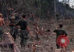 Image of Wrecked US Army UH-1H helicopter A Shau Valley Vietnam, 1968, second 44 stock footage video 65675026858