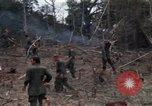Image of Wrecked US Army UH-1H helicopter A Shau Valley Vietnam, 1968, second 47 stock footage video 65675026858