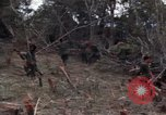 Image of Wrecked US Army UH-1H helicopter A Shau Valley Vietnam, 1968, second 51 stock footage video 65675026858