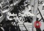 Image of Junior Rodeo John Day Oregon USA, 1954, second 2 stock footage video 65675027005