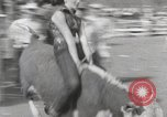 Image of Junior Rodeo John Day Oregon USA, 1954, second 16 stock footage video 65675027005