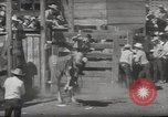 Image of Junior Rodeo John Day Oregon USA, 1954, second 52 stock footage video 65675027005