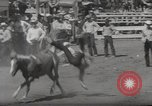 Image of Junior Rodeo John Day Oregon USA, 1954, second 56 stock footage video 65675027005