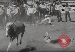 Image of Junior Rodeo John Day Oregon USA, 1954, second 57 stock footage video 65675027005