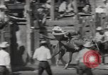 Image of Junior Rodeo John Day Oregon USA, 1954, second 59 stock footage video 65675027005
