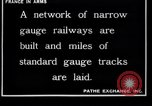 Image of French engineers France, 1917, second 3 stock footage video 65675027289