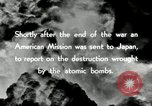 Image of Trinity atomic explosion test Hiroshima Japan, 1946, second 21 stock footage video 65675027674
