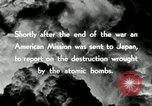 Image of Trinity atomic explosion test Hiroshima Japan, 1946, second 24 stock footage video 65675027674