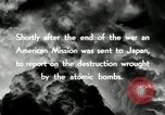 Image of Trinity atomic explosion test Hiroshima Japan, 1946, second 26 stock footage video 65675027674
