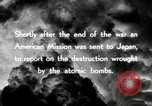 Image of Trinity atomic explosion test Hiroshima Japan, 1946, second 27 stock footage video 65675027674