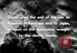 Image of Trinity atomic explosion test Hiroshima Japan, 1946, second 28 stock footage video 65675027674