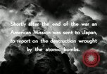 Image of Trinity atomic explosion test Hiroshima Japan, 1946, second 30 stock footage video 65675027674