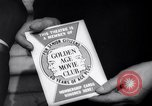 Image of Golden age movie club New York United States USA, 1958, second 27 stock footage video 65675027987